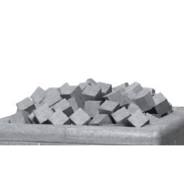 Muilo akmens kubeliai (talkomagnezitas), 25 kg
