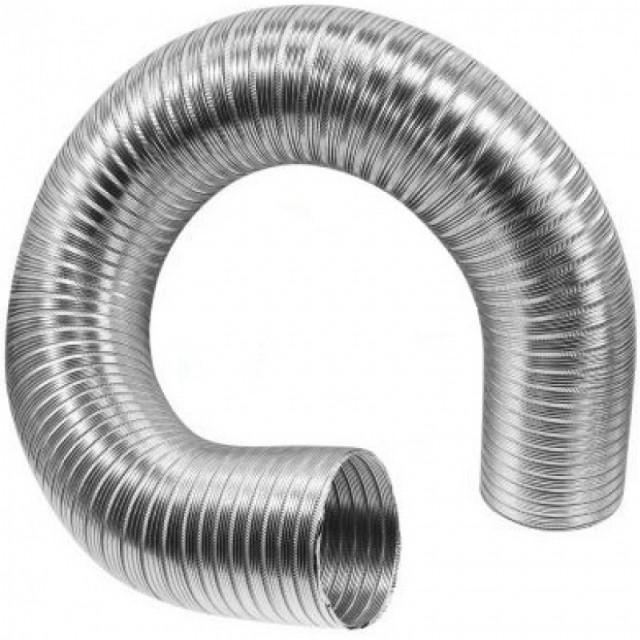 Aliuminis ortakis Ø100 mm, L 1,5 m